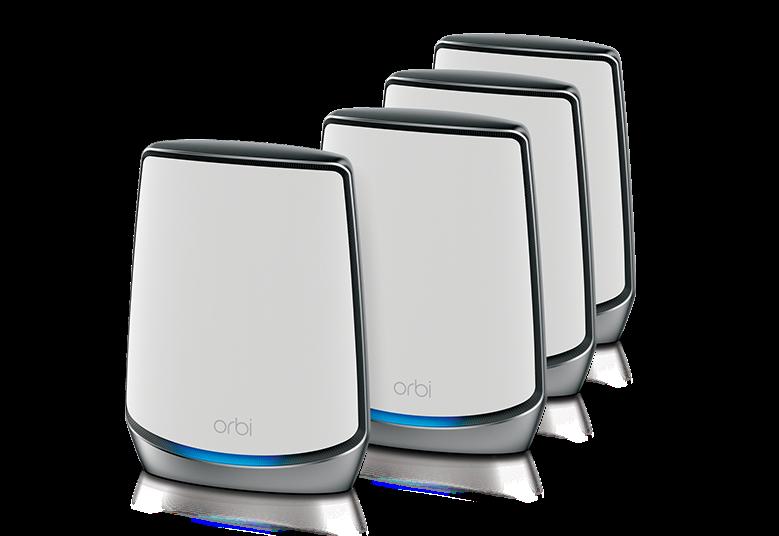 Orbi Tri-Band WiFi 6 Mesh System