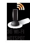 3G WiFi Hotspot logo
