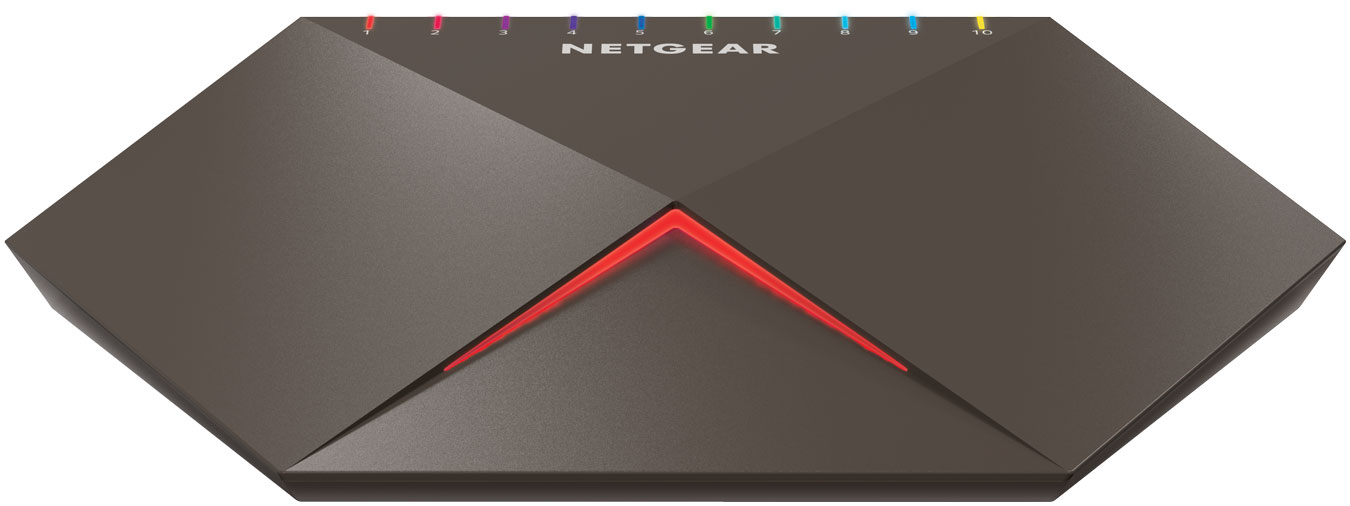 NIGHTHAWK Pro Gaming GS810EMX