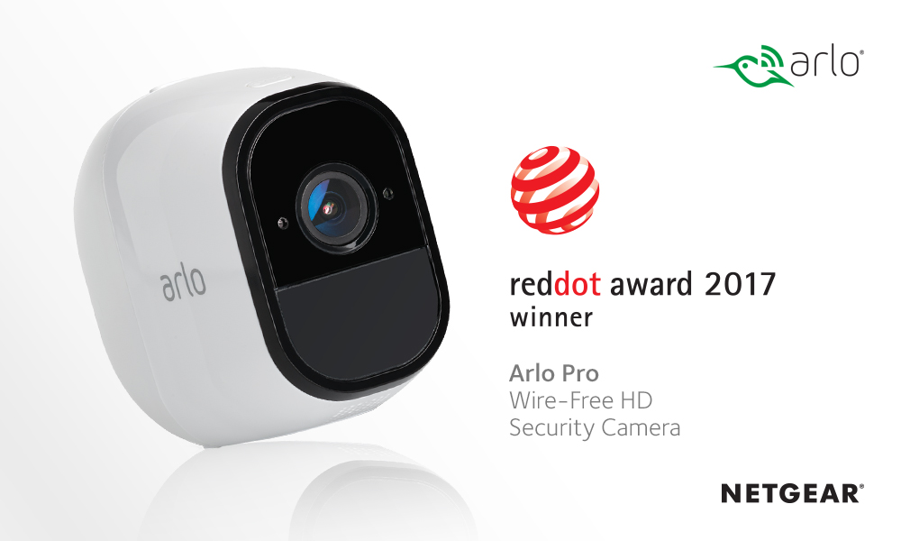 Netgear Products Win Six Reddot Awards 2017 Press