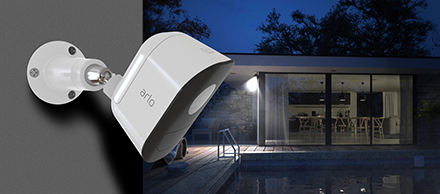 New Arlo Smart Home Security Light 2017 Press Releases