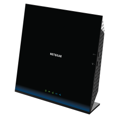 how to set up netgear d6200 as repeater