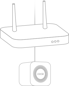 Learn router configuration