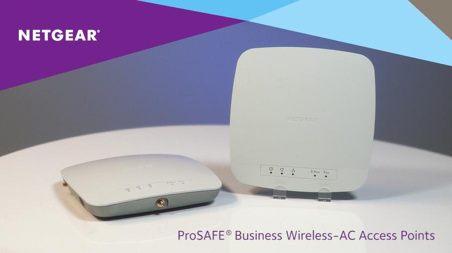 WAC720 | Premium Wireless | Wireless | Business | NETGEAR