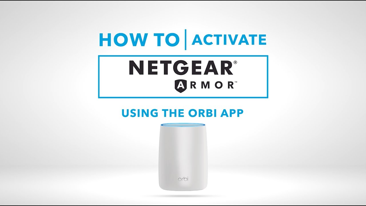 Orbi RBK50 | WiFi System | NETGEAR Support