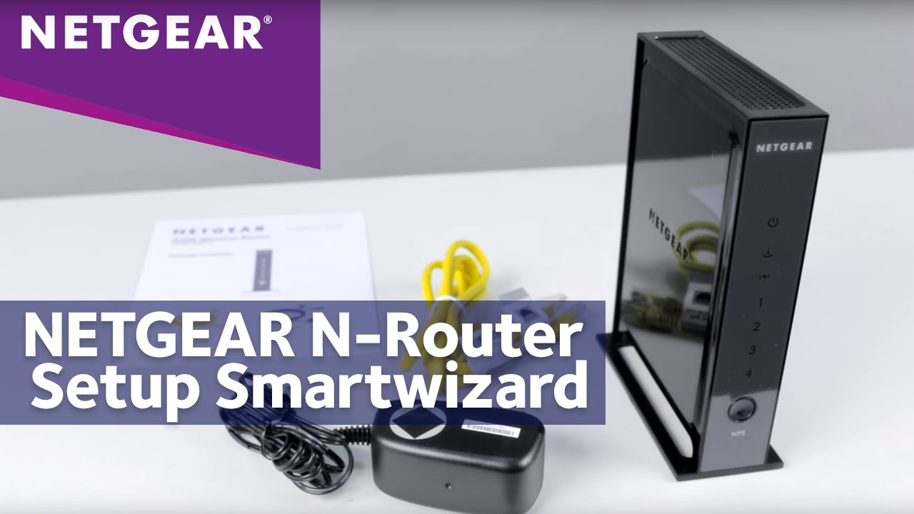@@Get(. How to Install a NETGEAR Wireless N-Router ...