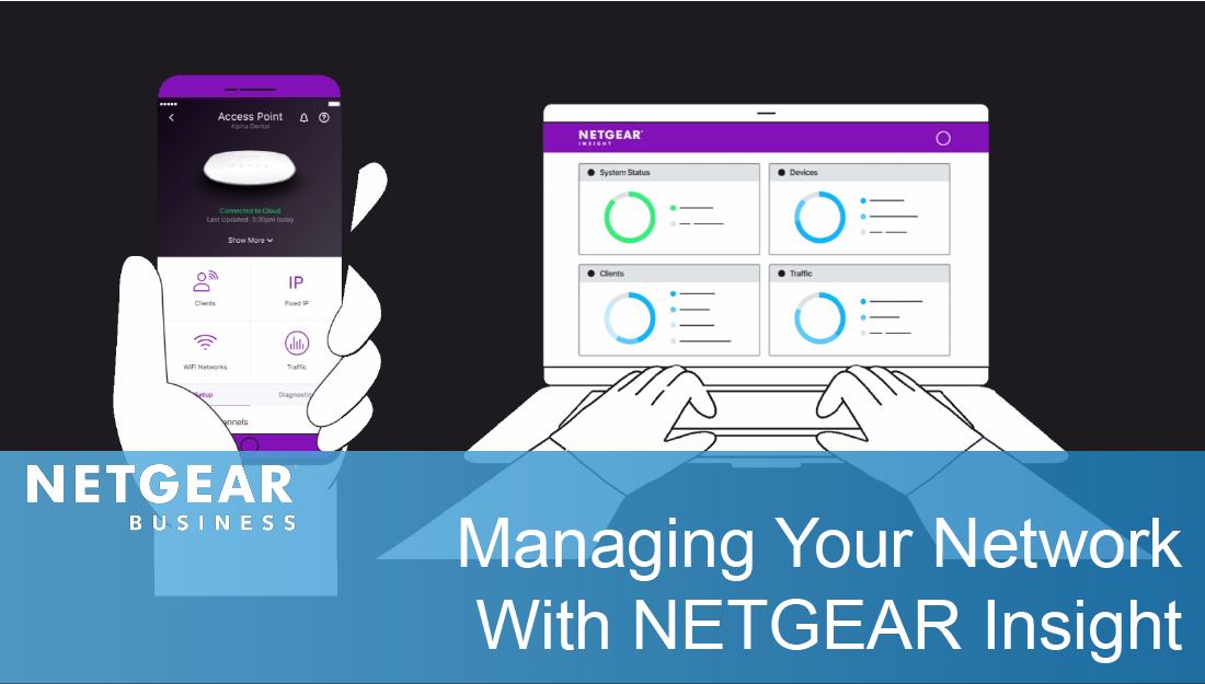 Insight App | Management | Business | NETGEAR