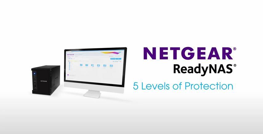 NETGEAR RN32262E NAS Update