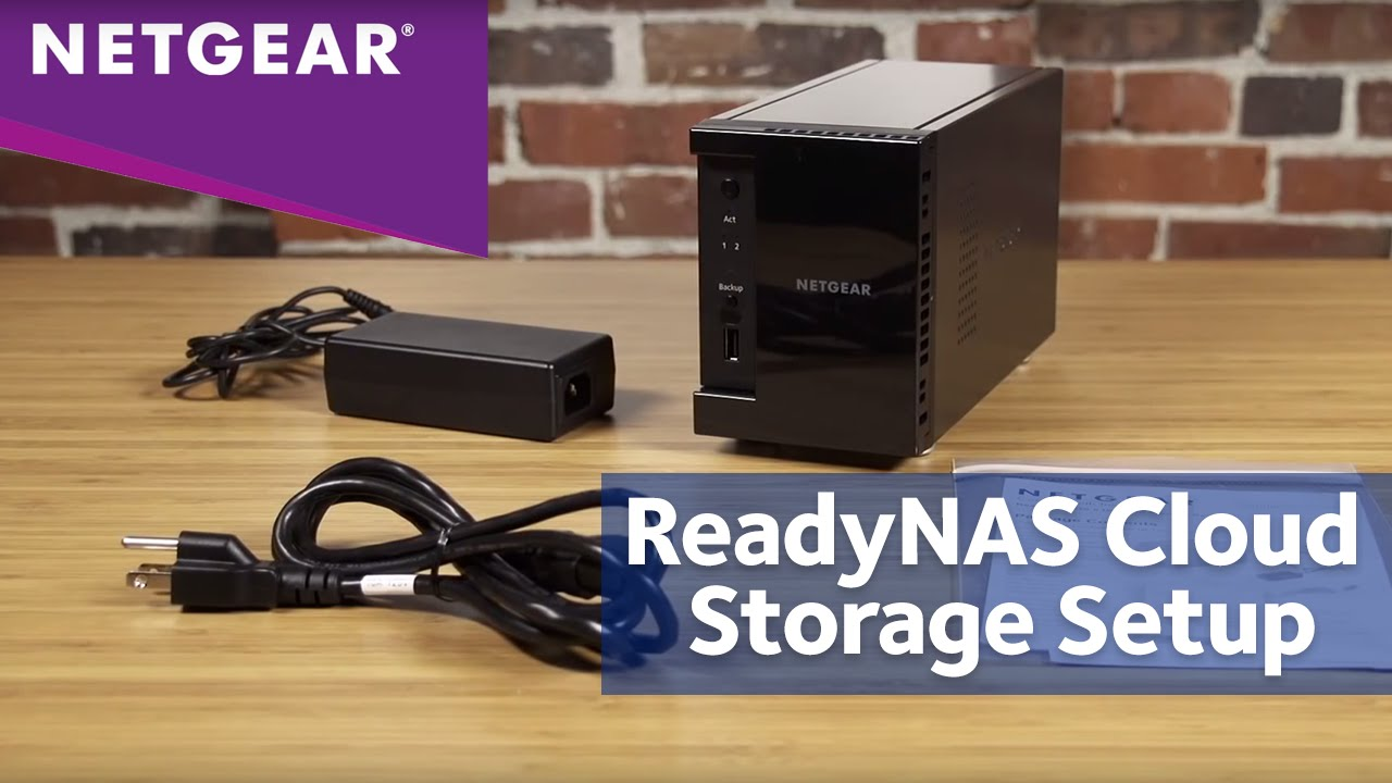 NETGEAR RN10211D NAS Driver for Windows 10