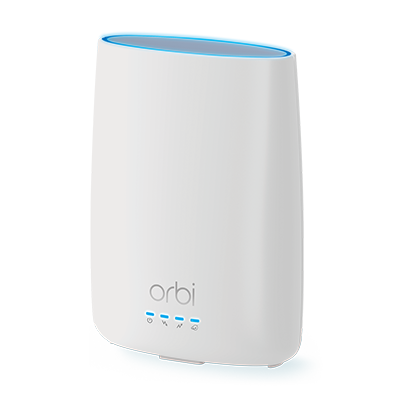 Cbk40 Orbi Wifi System With Built In Cable Modem Netgear