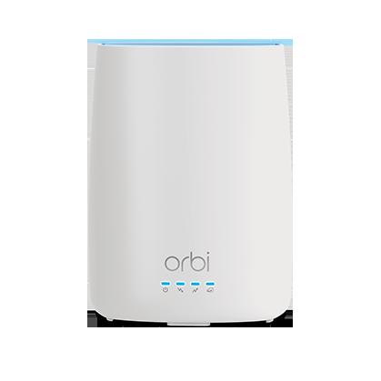 Orbi AC2200 Tri-Band Mesh Wi-Fi System with 32x8 DOCSIS 3.0 Modem NETGEAR ...