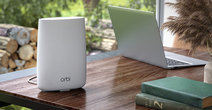 Orbi LBR20: 4G LTE Tri-band WiFi Router | Expandable Mesh WiFi | NETGEAR