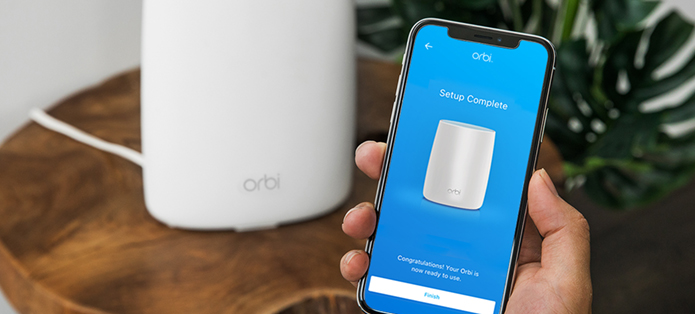 Orbi: Whole Home WiFi System for Better WiFi Everywhere