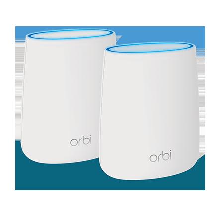 Orbi RBK22 - Mesh WiFi System   Better WiFi  Everywhere    NETGEAR