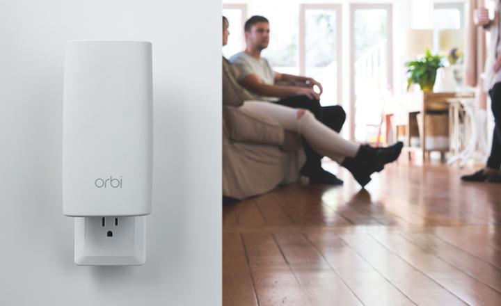 Orbi RBK33 - AC2200 | Orbi Mesh WiFi System | NETGEAR