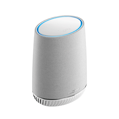 RBS40V Netgear Orbi Voice AC2200 Add-on WiFi Satellite and Smart Speaker