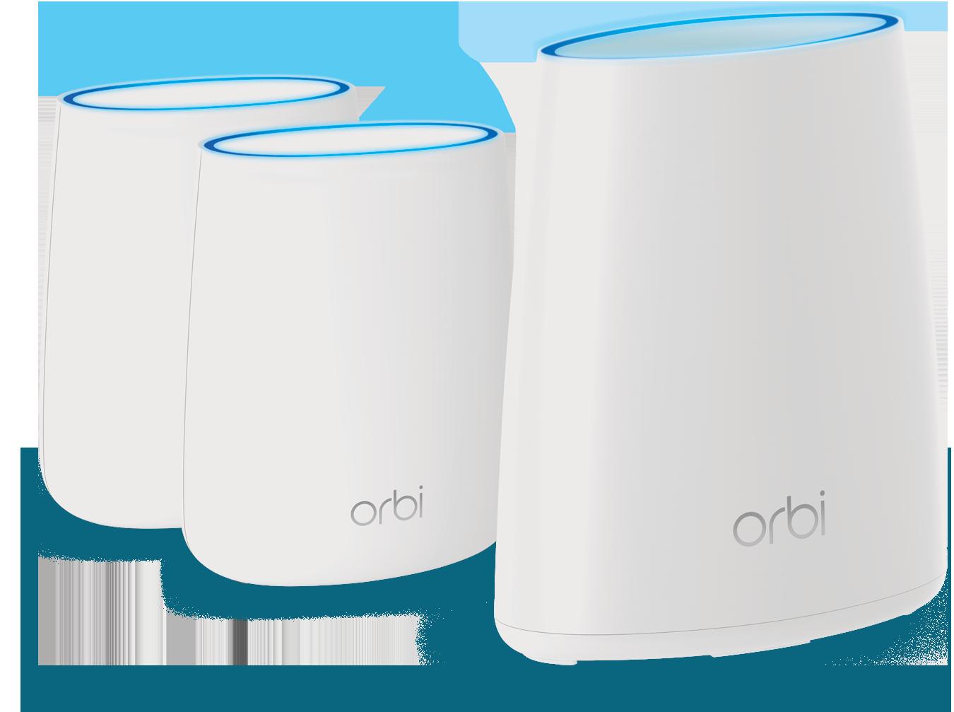 Orbi System Options Choose Your Orbi Netgear