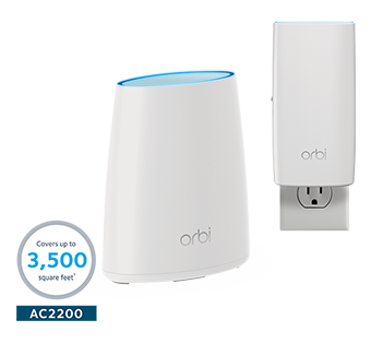 Orbi System Options Choose Your Orbi Netgear