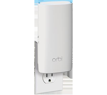 Orbi Satellites To Extend Wifi Coverage Netgear