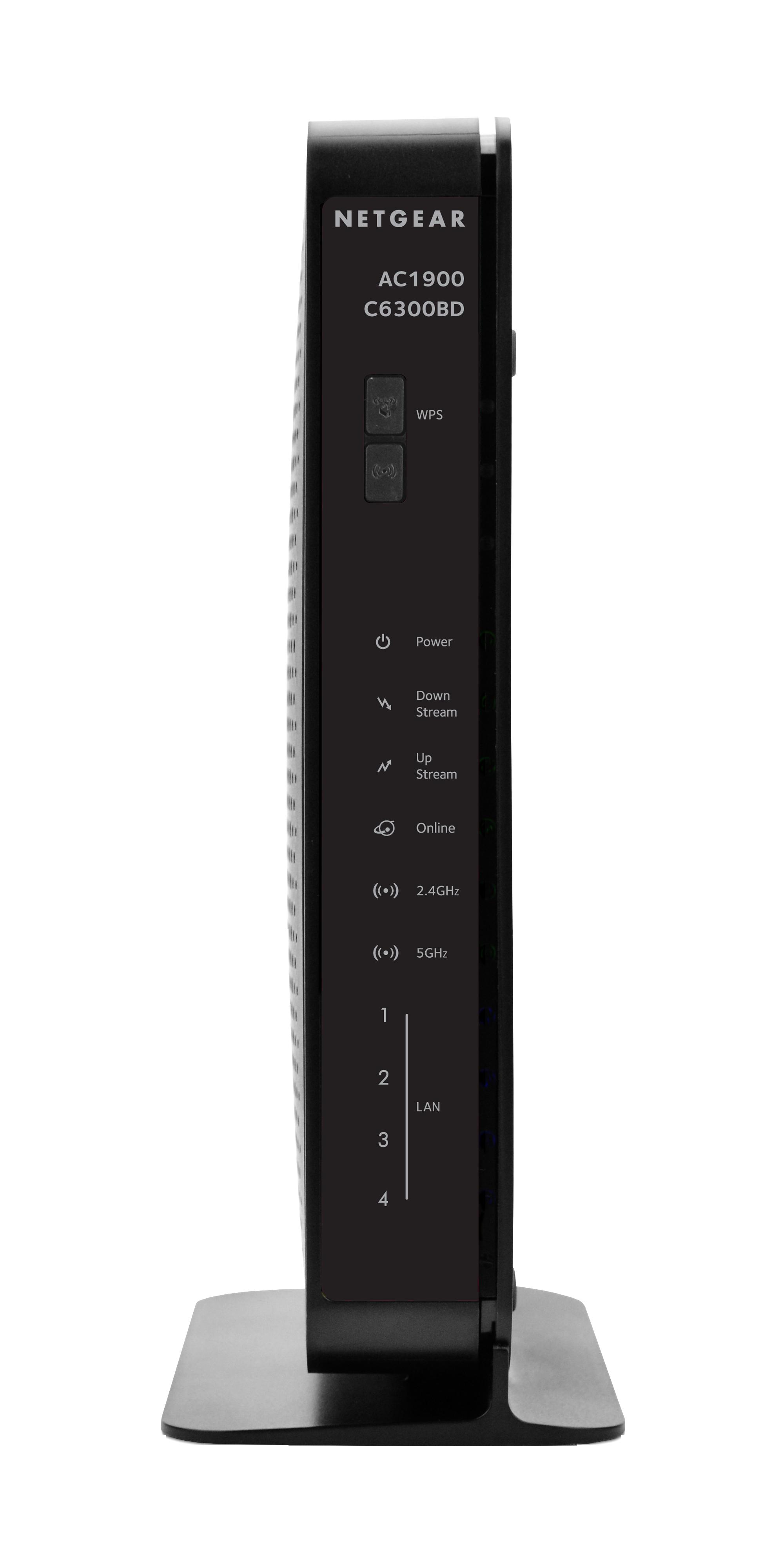 C6300bd Cox Gateways Cable Service Providers Netgear