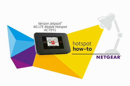 AC791L | Hotspots | Mobile Broadband | Home | NETGEAR