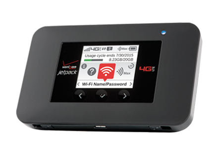 Mobile hotspots mobile service providers netgear