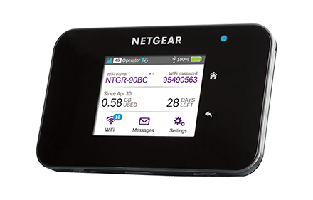 AC810 | Hotspots | Mobile Broadband | Home | NETGEAR