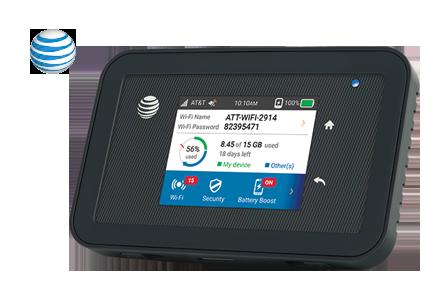 ac815s hotspots mobile broadband home netgear rh netgear com AT&T MiFi Admin AT&T MiFi Setup