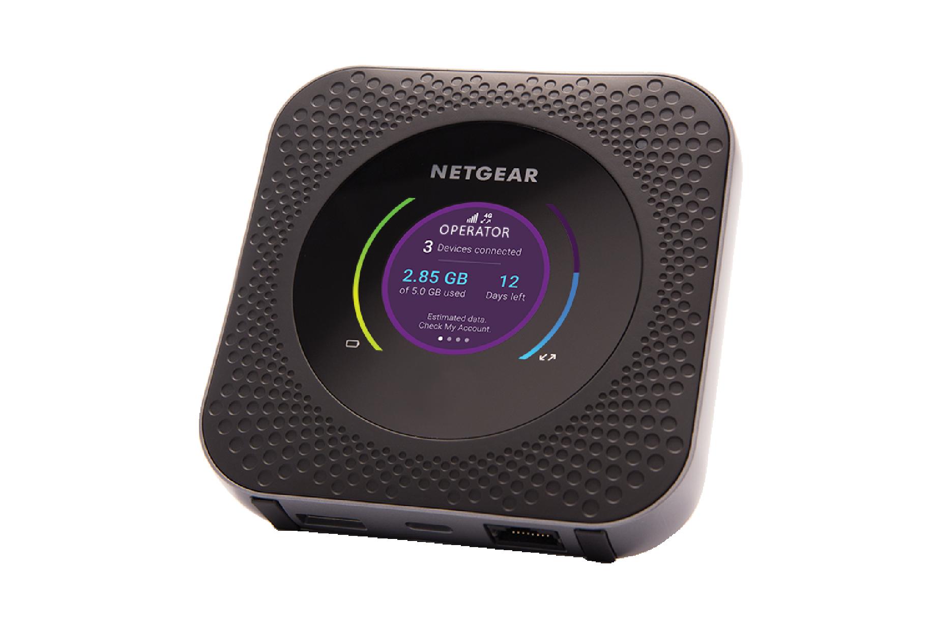 Mr1100 Mobile Routers Mobile Service Providers Netgear