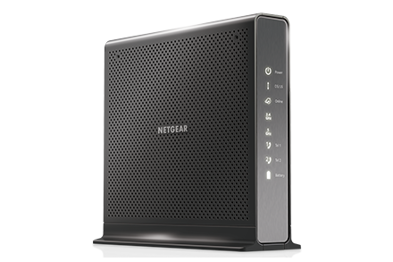 Nighthawk DOCSIS 3.0 High Speed Cable Modem Router + Voice