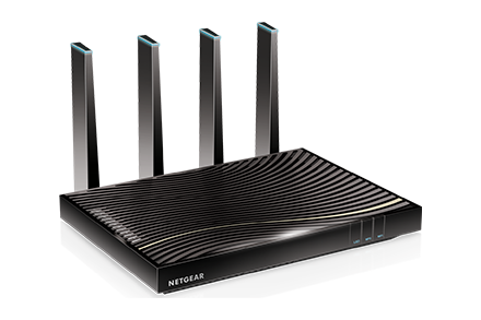 Nighthawk<sup>®</sup> X4 DOCSIS<sup>®</sup> 3.0 Cable Modem Router