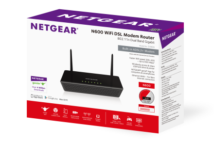 D3600 Dsl Modems Amp Routers Networking Home Netgear