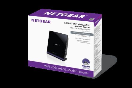 NETGEAR D6400 Router Windows Vista 64-BIT