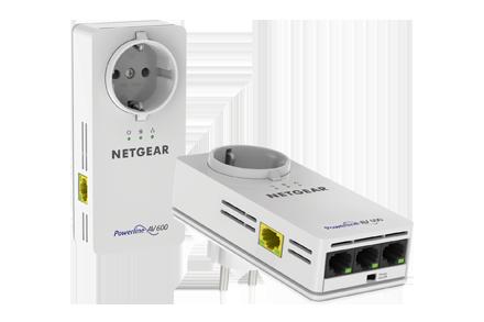 Schema Cablaggio Rete Lan Domestica : Xavb6504 powerline networking prodotti home netgear
