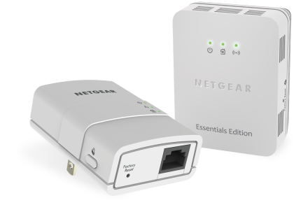 Powerline 500 + WiFi, 1 Port - Essentials Edition