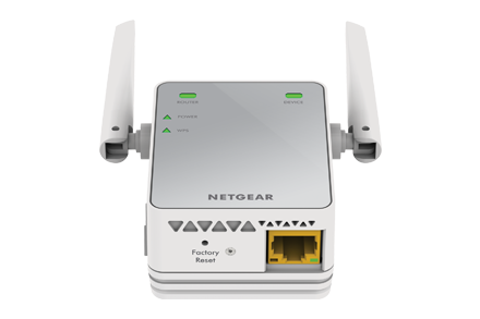 Ex2700 wifi range extenders networking home netgear - Wireless extender with ethernet ports ...