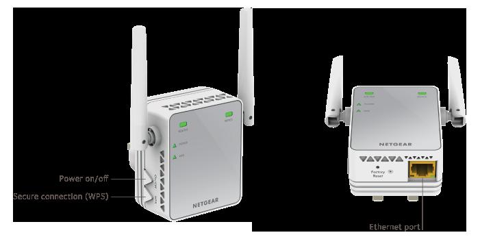 ex2700 wifi range extenders networking home netgear