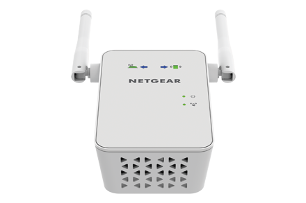 New Drivers: NETGEAR EX6100 Wireless Extender