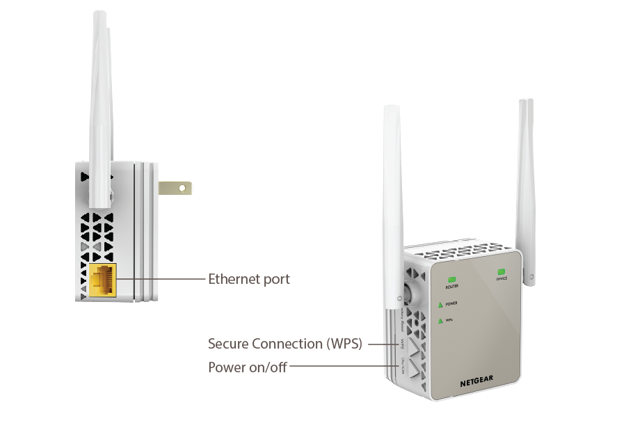 netgear range extender hook up Get support for linksys linksys re6700 ac1200 amplify dual-band wi-fi range extender.