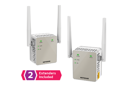 WiFi Range Extenders: Boost Your WiFi Range | NETGEAR