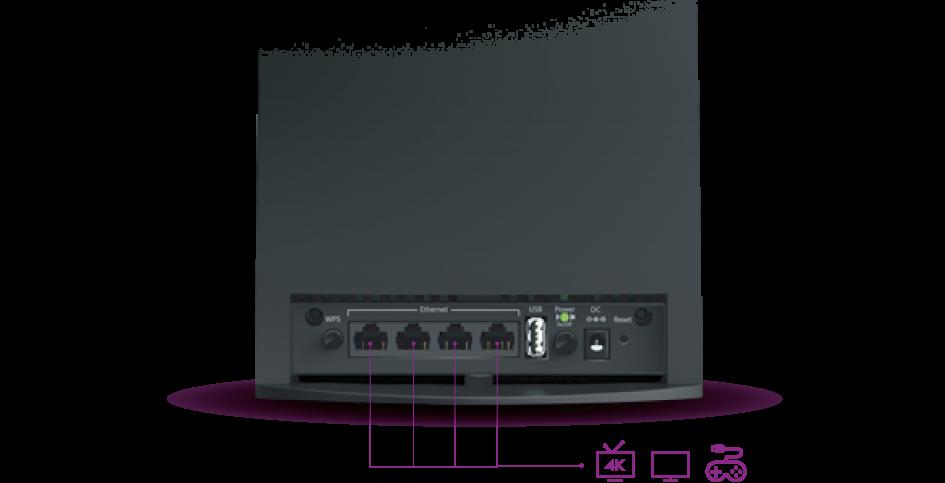 EX8000 | WiFi Range Extenders | Networking | Home | NETGEAR