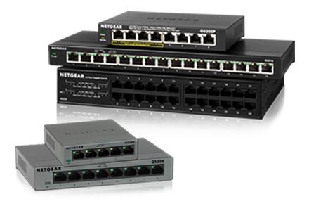 Ethernet Switches Network Hubs Bridges NETGEAR UK