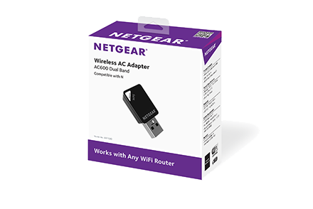 A6100 | WiFi Adapters | Networking | Home | NETGEAR