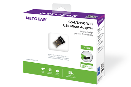 N150 WIRELESS ADAPTER DRIVER USB NETGEAR