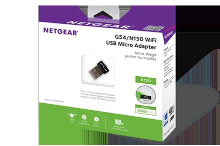 🔥 WNA1100 | WiFi Adapters | Networking | Home | NETGEAR