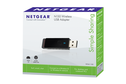 how to connect netgear wireless adapter without cd