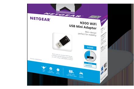 Usb Nic Micro Wireless N300