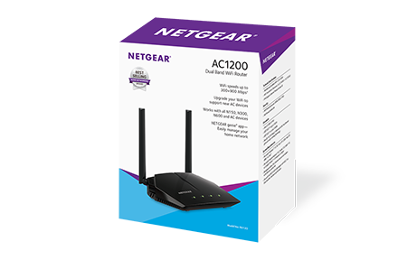 R6120 | WiFi Routers | Networking | Home | NETGEAR