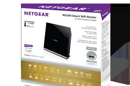 NETGEAR R6200 Router Update
