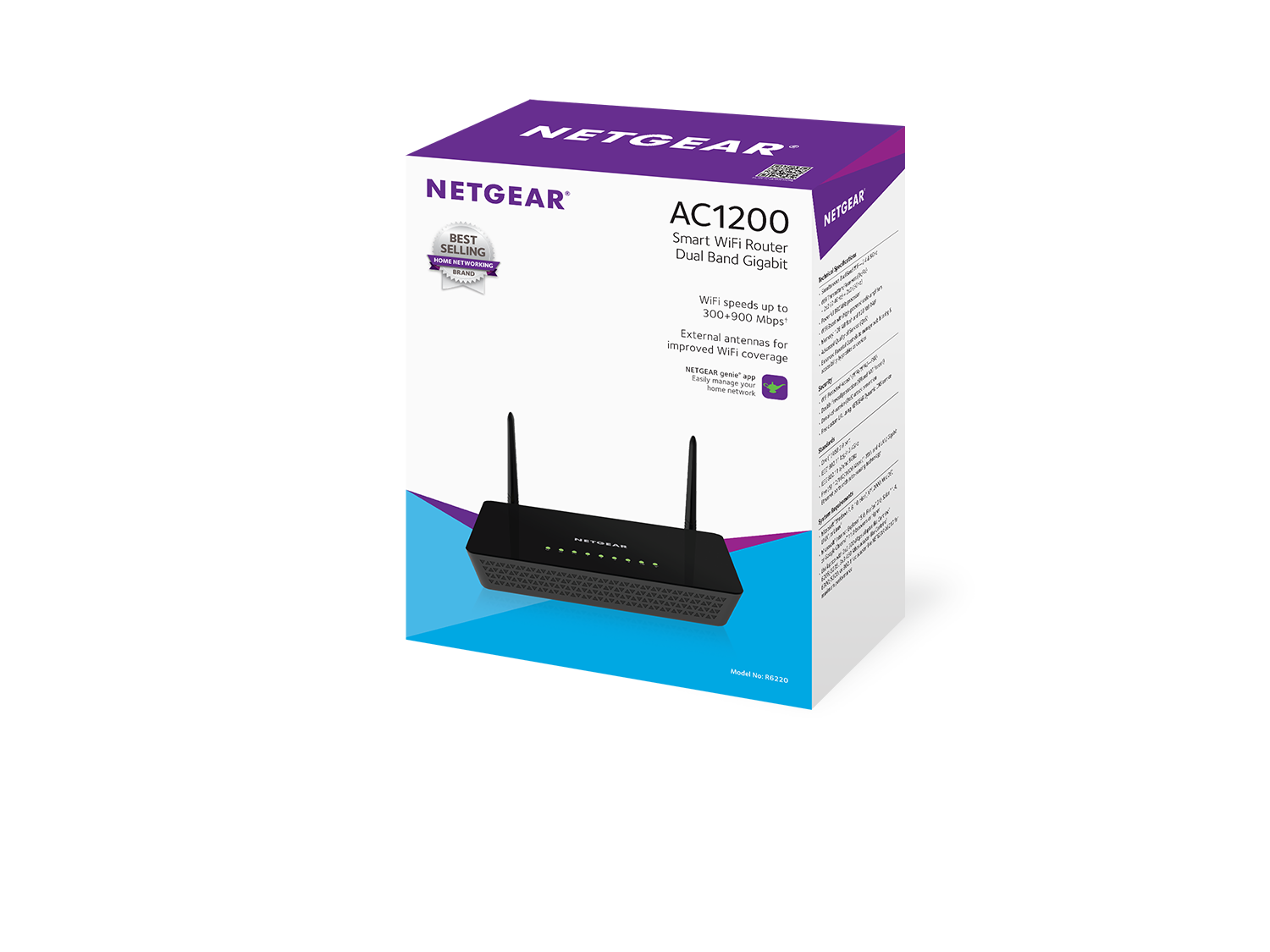 R6220 | WiFi Routers | Networking | Home | NETGEAR